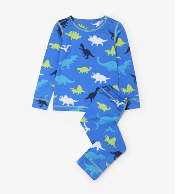 Dino Herd Ski Underwear