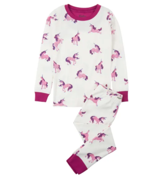 Majestic Unicorns Organic Cotton Pjs Set 2