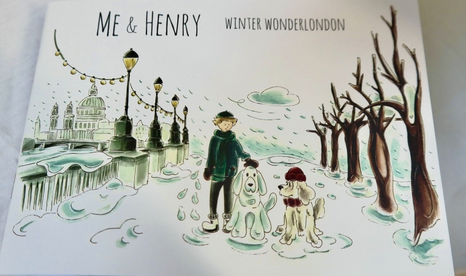 Me and Henry Books