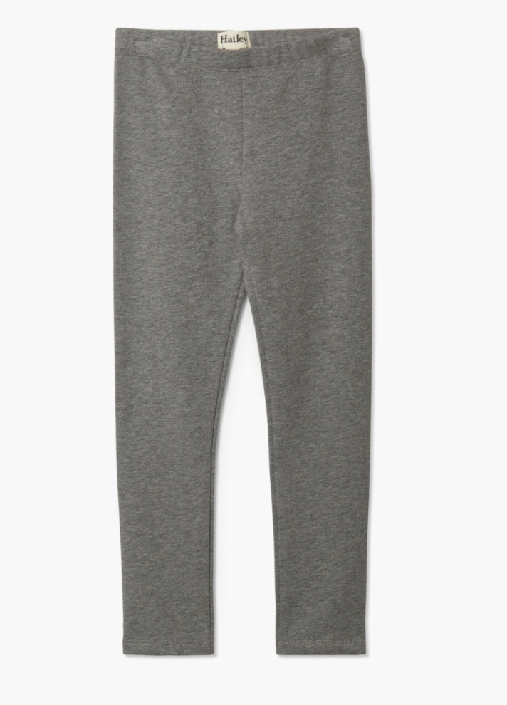 Charcoal Cozy Leggings