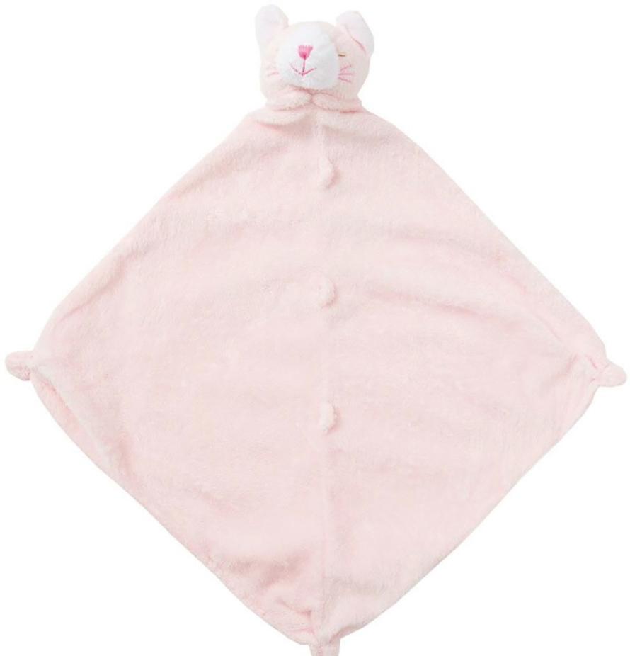 Angel Dear Blankie - pink kitty