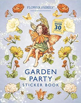 Flower Fairies Garden Party Sticker Book