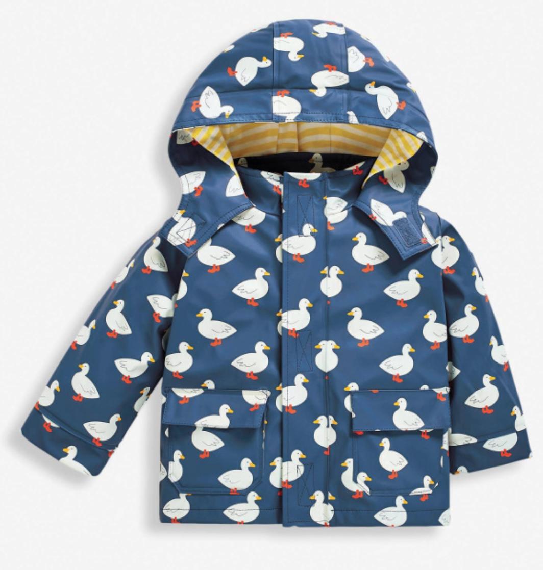 Ducky raincoat