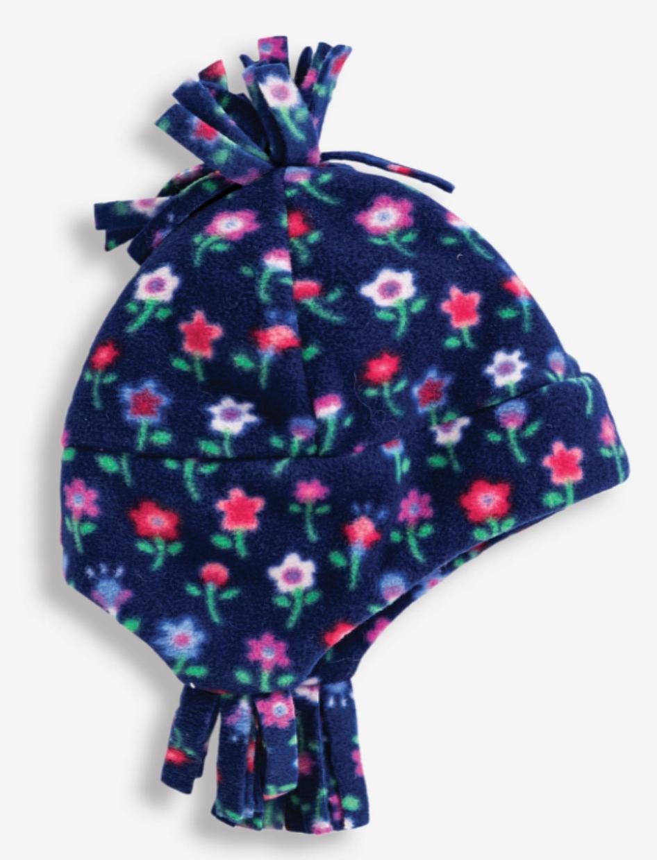 fleece pixie hat