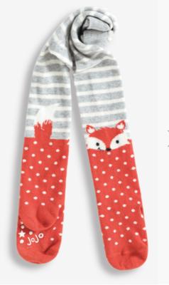 fox tights 6-12mos