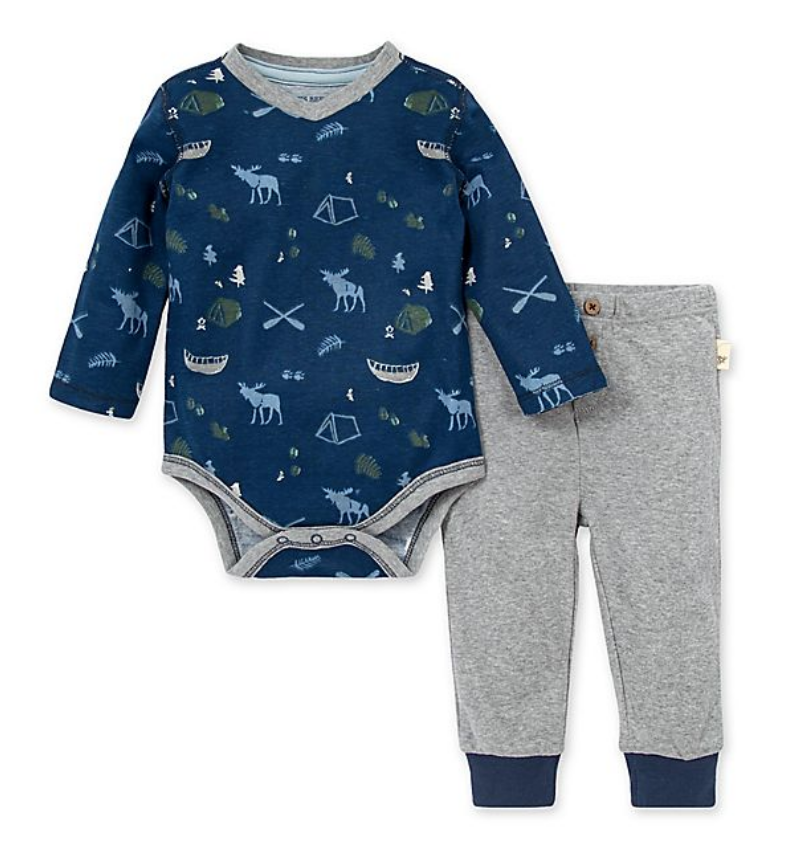 Moose Trails Bodysuit & pant set