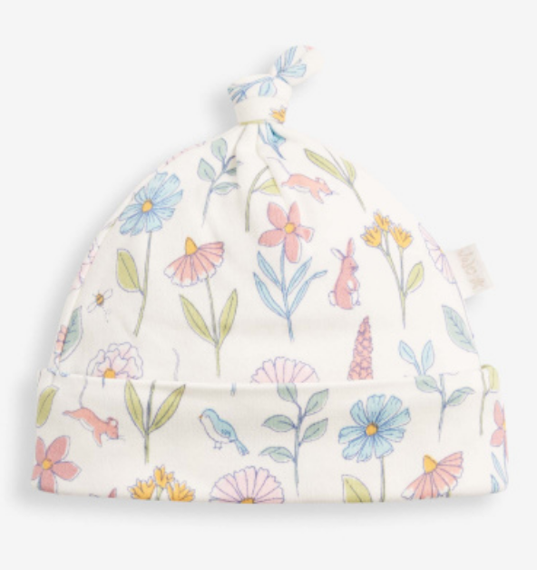 Meadow Baby Hat