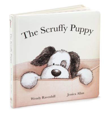 """""""Scruffy Puppy"""" book"""