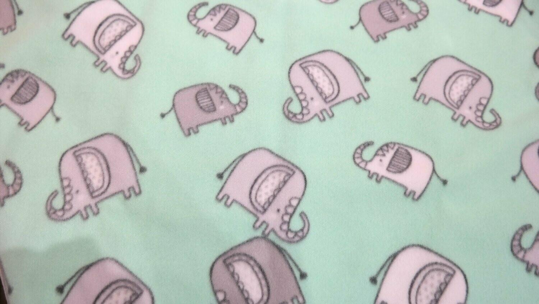 Pitt Patt Blanket 33C- Gray/Elephant