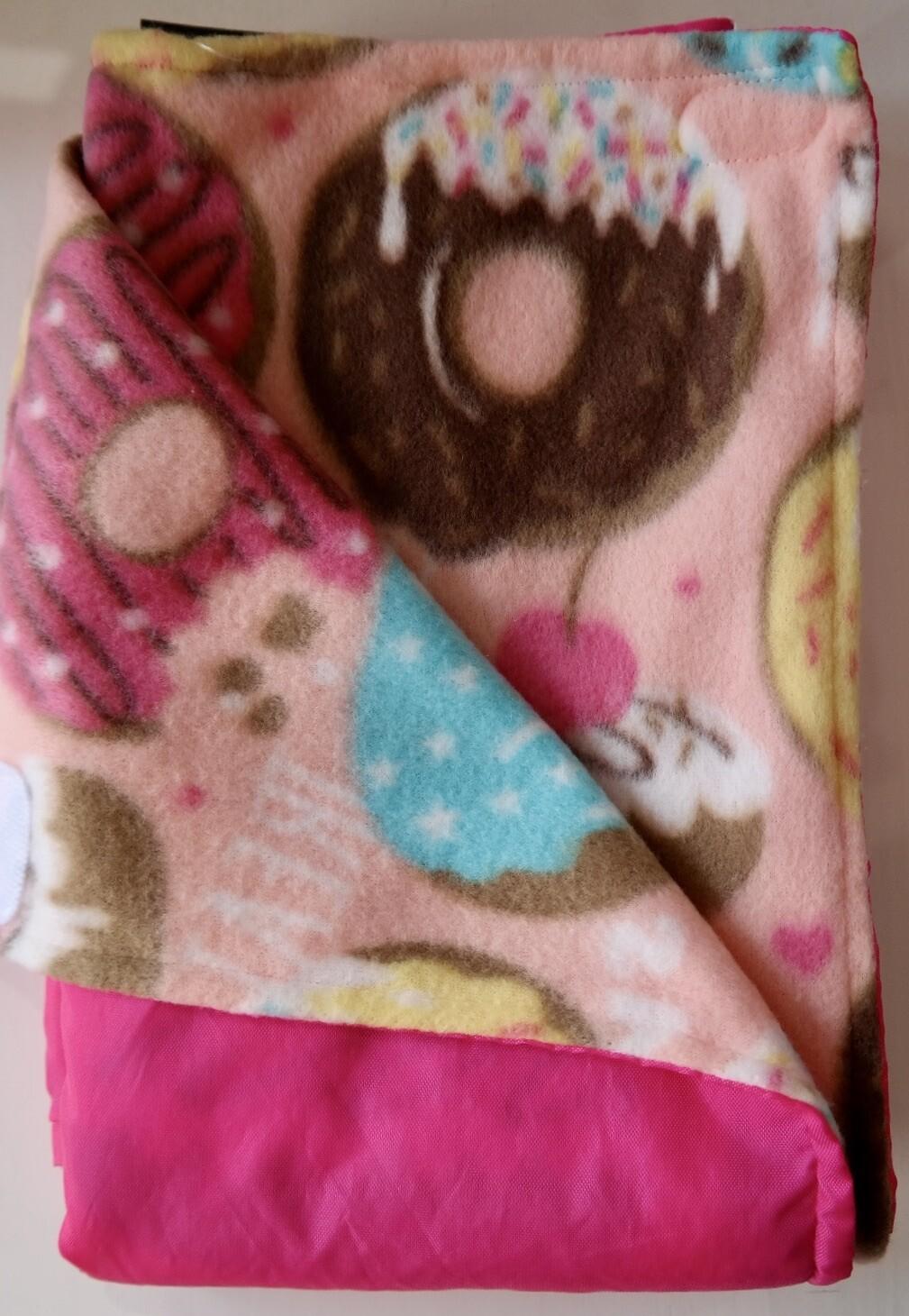 Pitt Patt Blanket 23C-Pink/Pink Donut