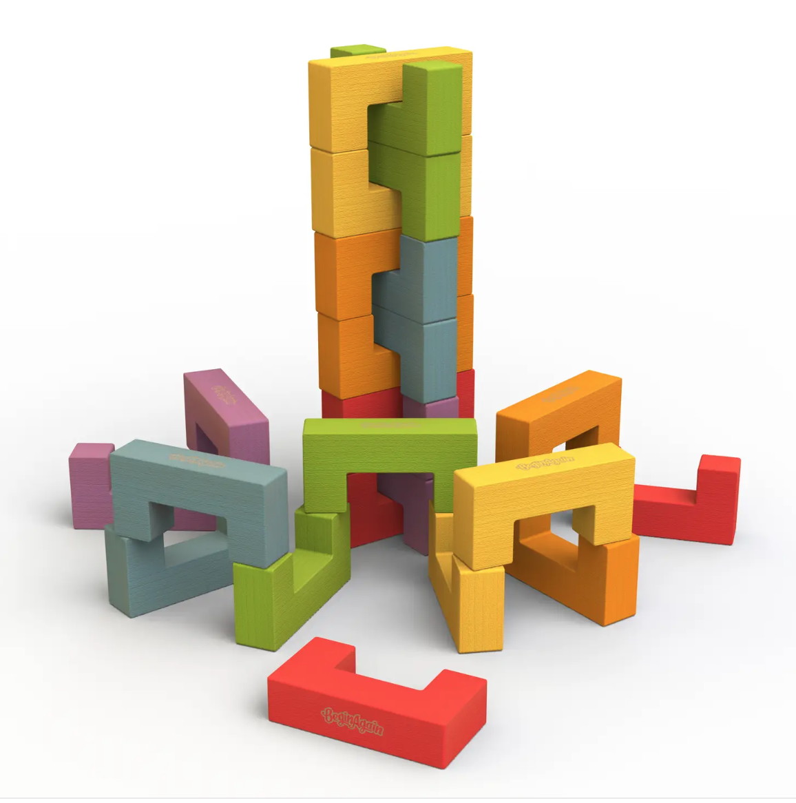 U Build It Blocks