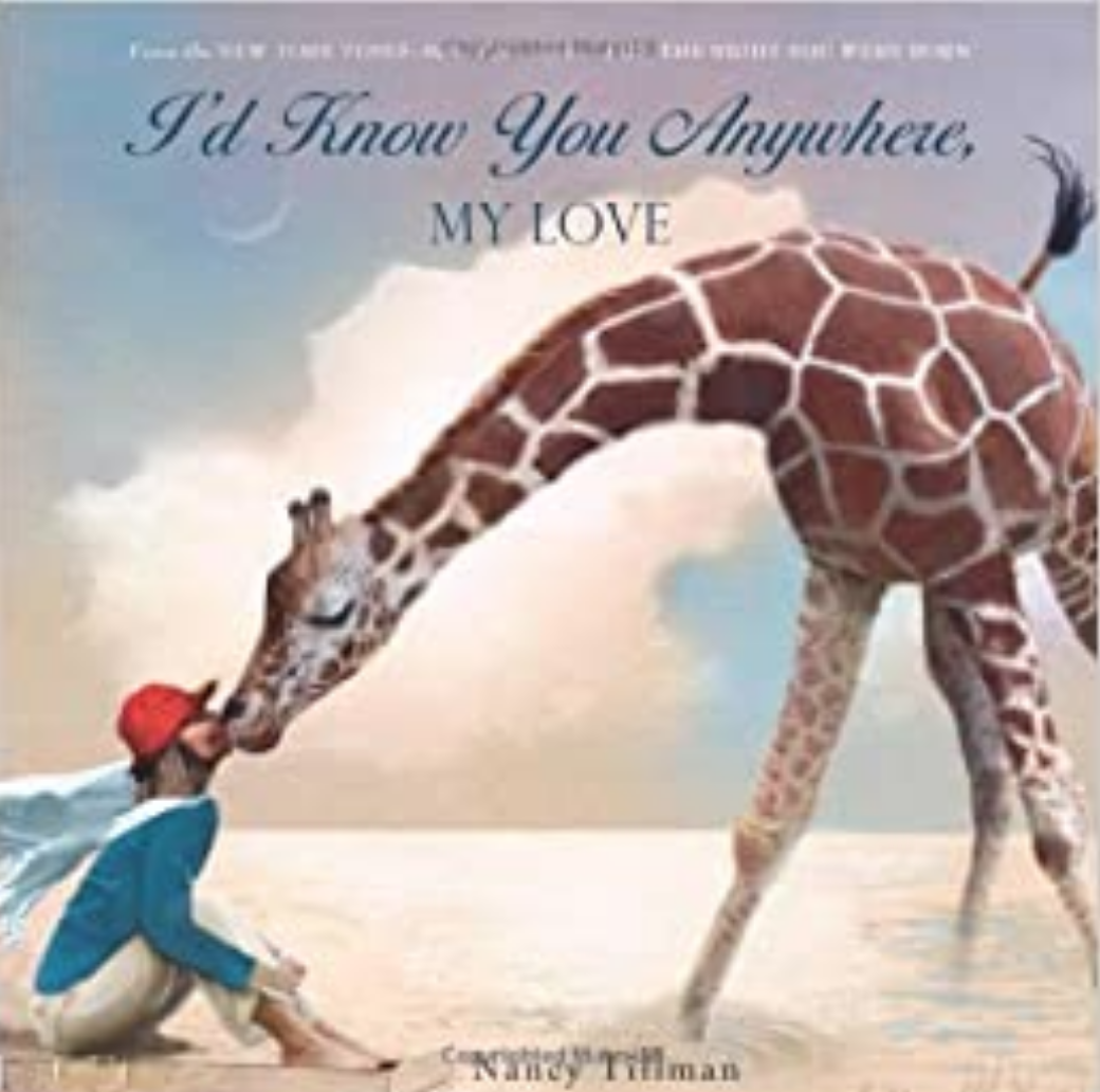 """I'd Know You Anywhere, My Love"" board book"