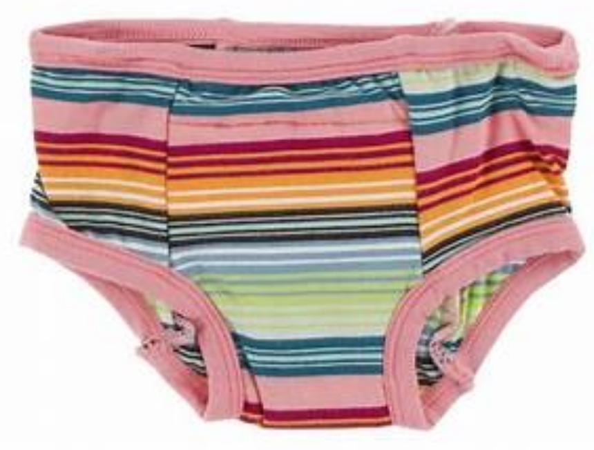 underwear - Cancun Stripe 3/4