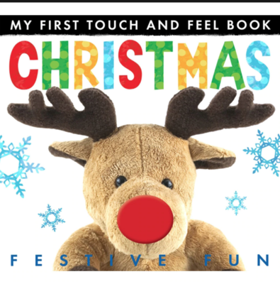 My First Touch and Feel Book Christmas