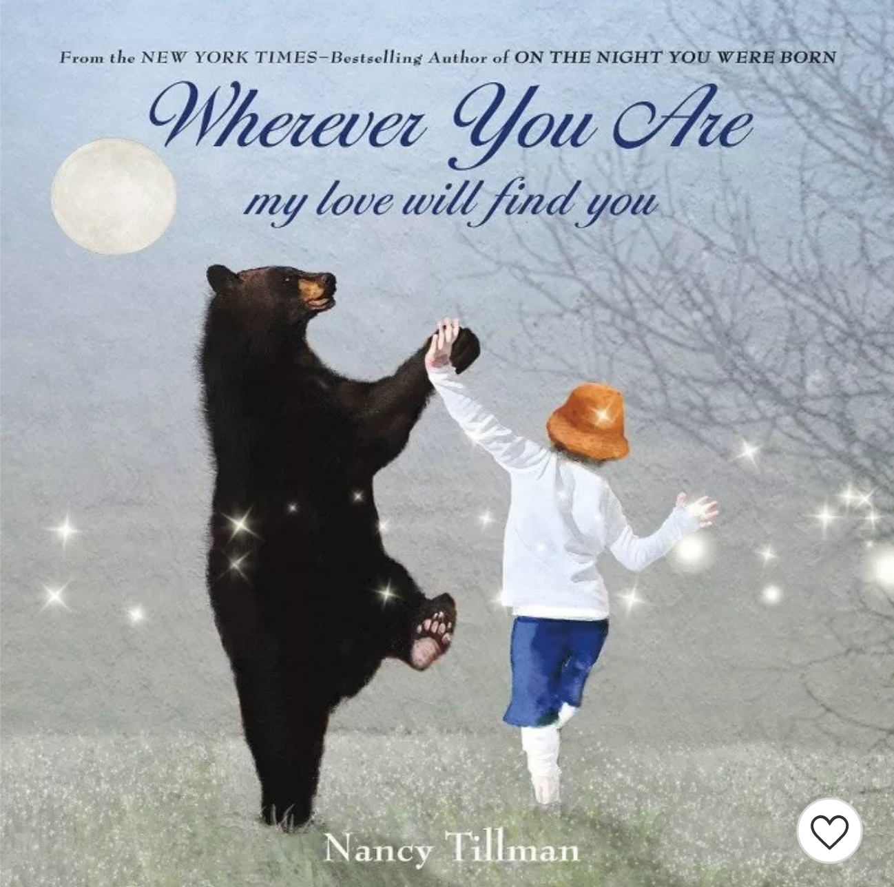 """""""Wherever You Are My Love Will Find You"""" board book"""