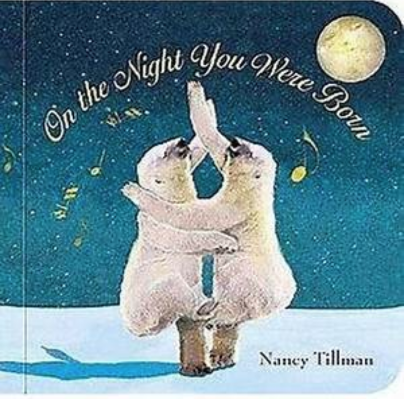 On The Night You Were Born Big Board Book