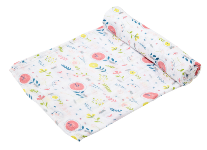 Angel Dear Bamboo Swaddle Little Mouse