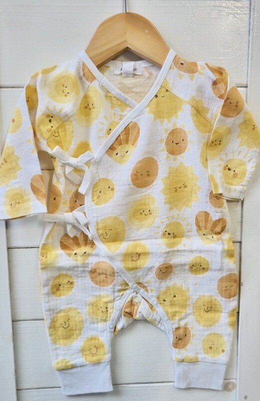 Sunshine Wrap Coverall
