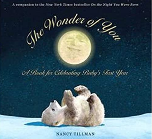 The Wonder of You- A Book for Celebrating Baby's First Year