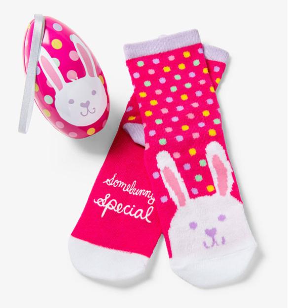 Socks in Eggs - Somebunny Special