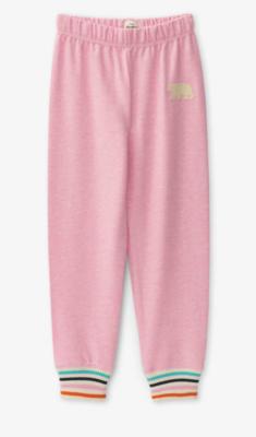 Pink Bear Kids Heritage Slim Fit Joggers