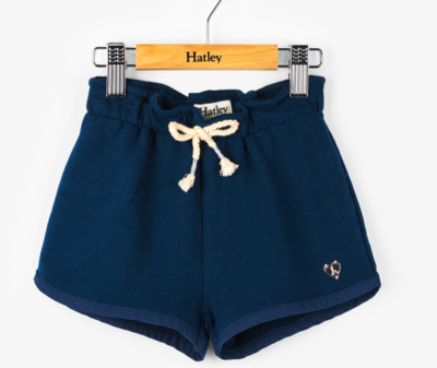 French Terry Adventure Shorts-Solstice