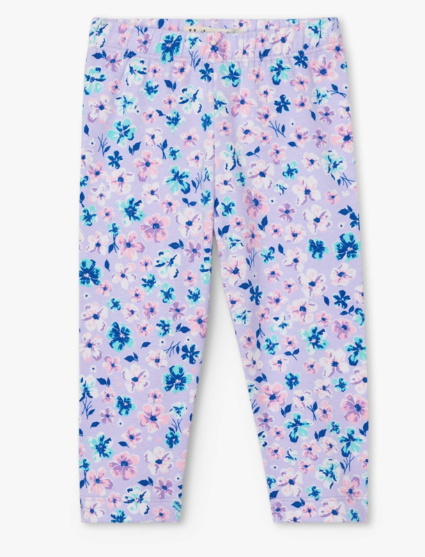 Spring Blooms Baby Leggings