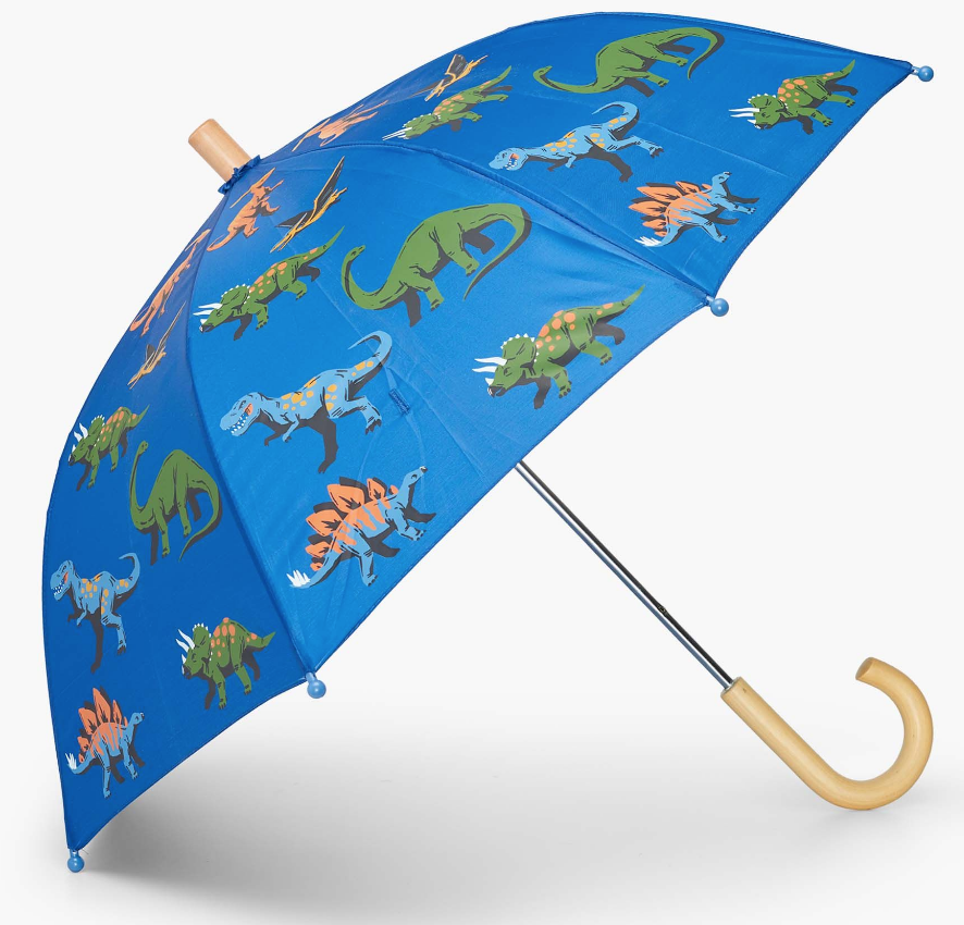 Friendly dinos umbrella
