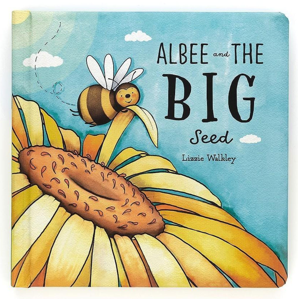 """Albee And the Big Seed"" book"