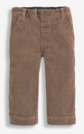 JoJo Maman Bebe Cord Trousers Fawn