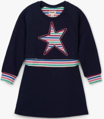 Rainbow Star Rib Dress 3
