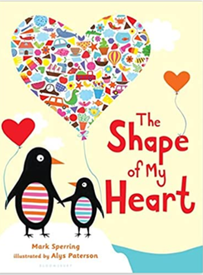 """""""The Shape of My Heart"""""""