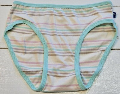 Cupcake stripe underwear