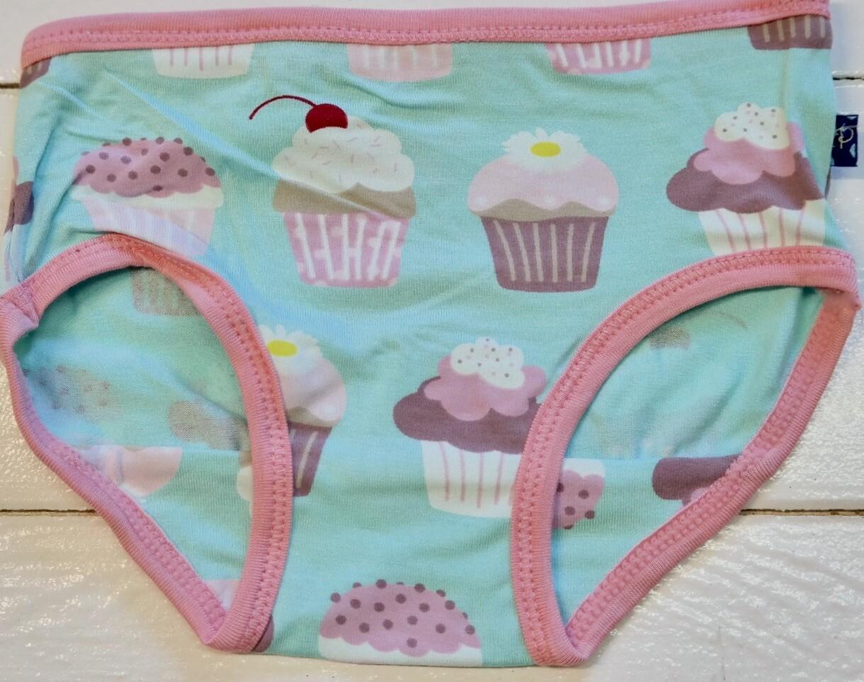 Summer Sky cupcakes underwear