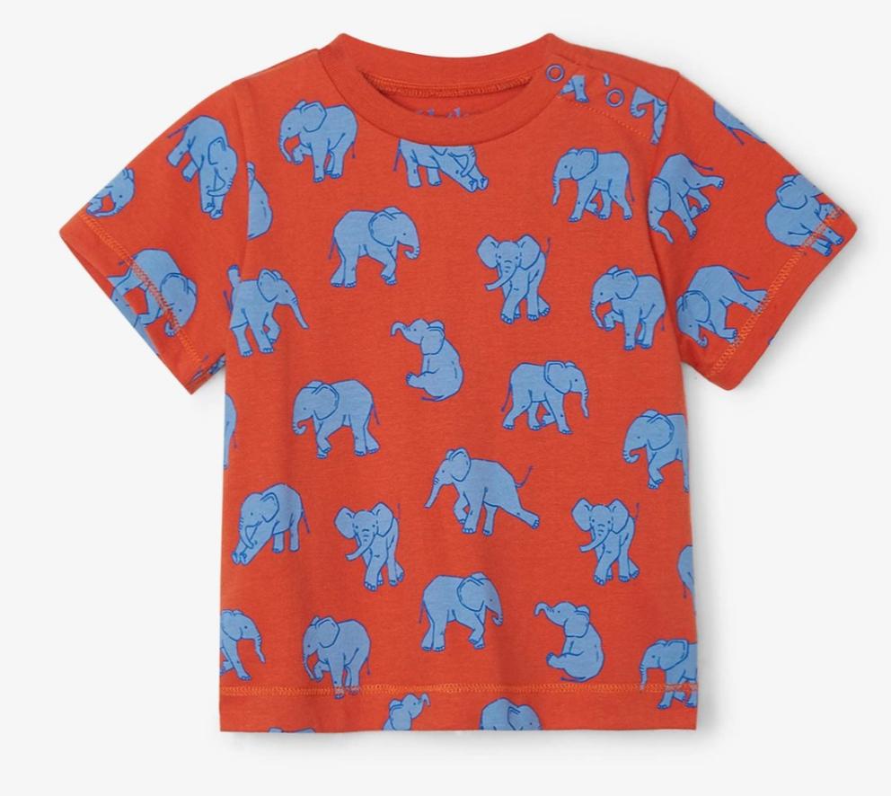 Dancing elephants Graphic Tee