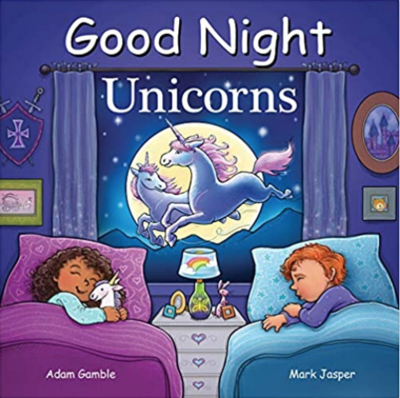 """Good Night Unicorns"""