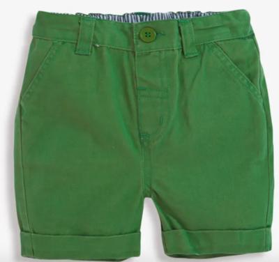 chino shorts green