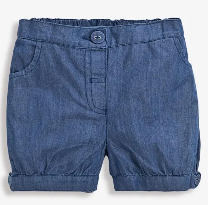 Pretty shorts chambray