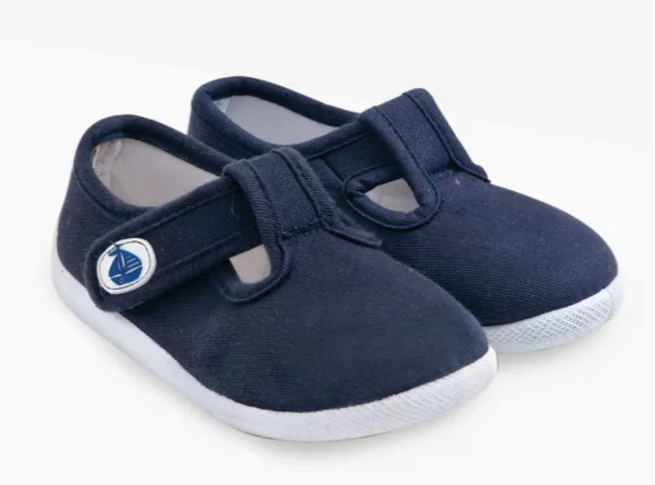 canvas summer shoes