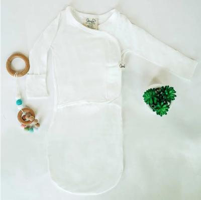 Bonsie gown milk organic