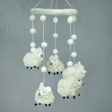 The Winding Road- Sheep
