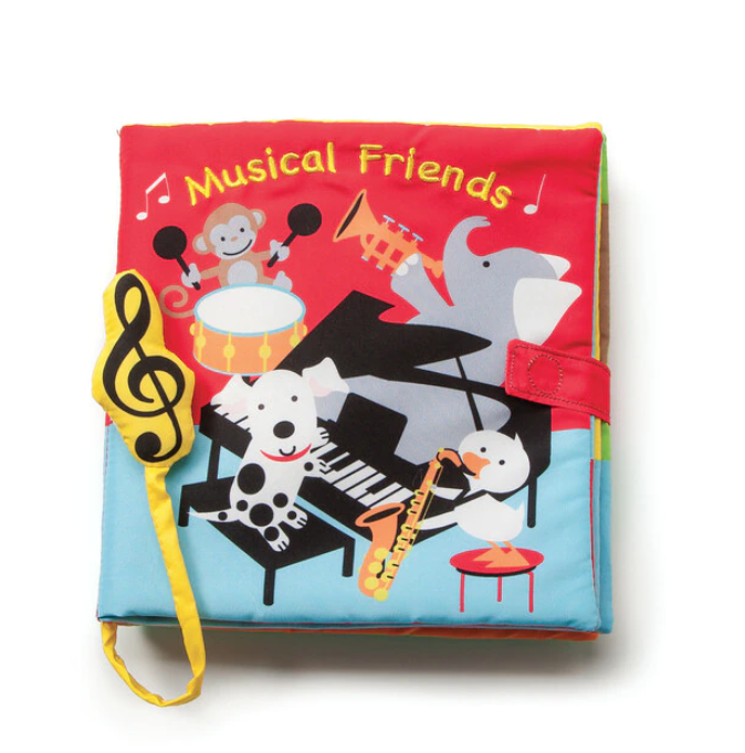Musical Friends book with sound