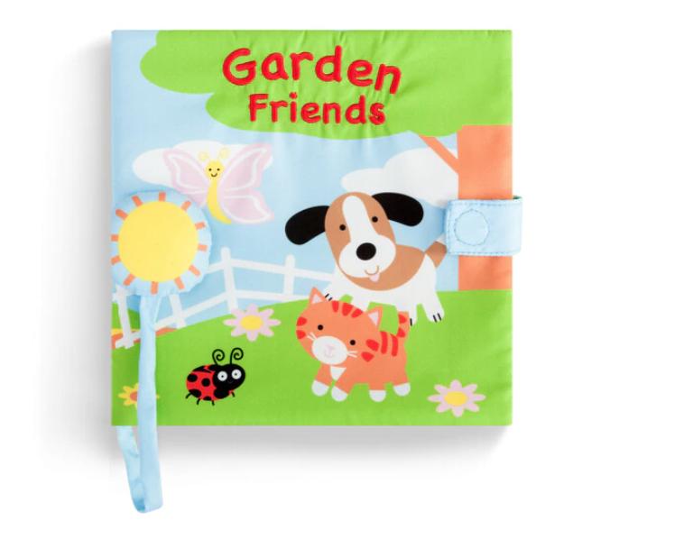 Garden Friends book with sounds