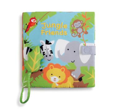 Jungle Friends book with sound