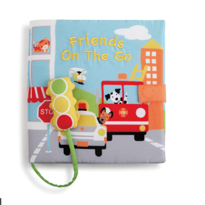 Friends on the go book with sound