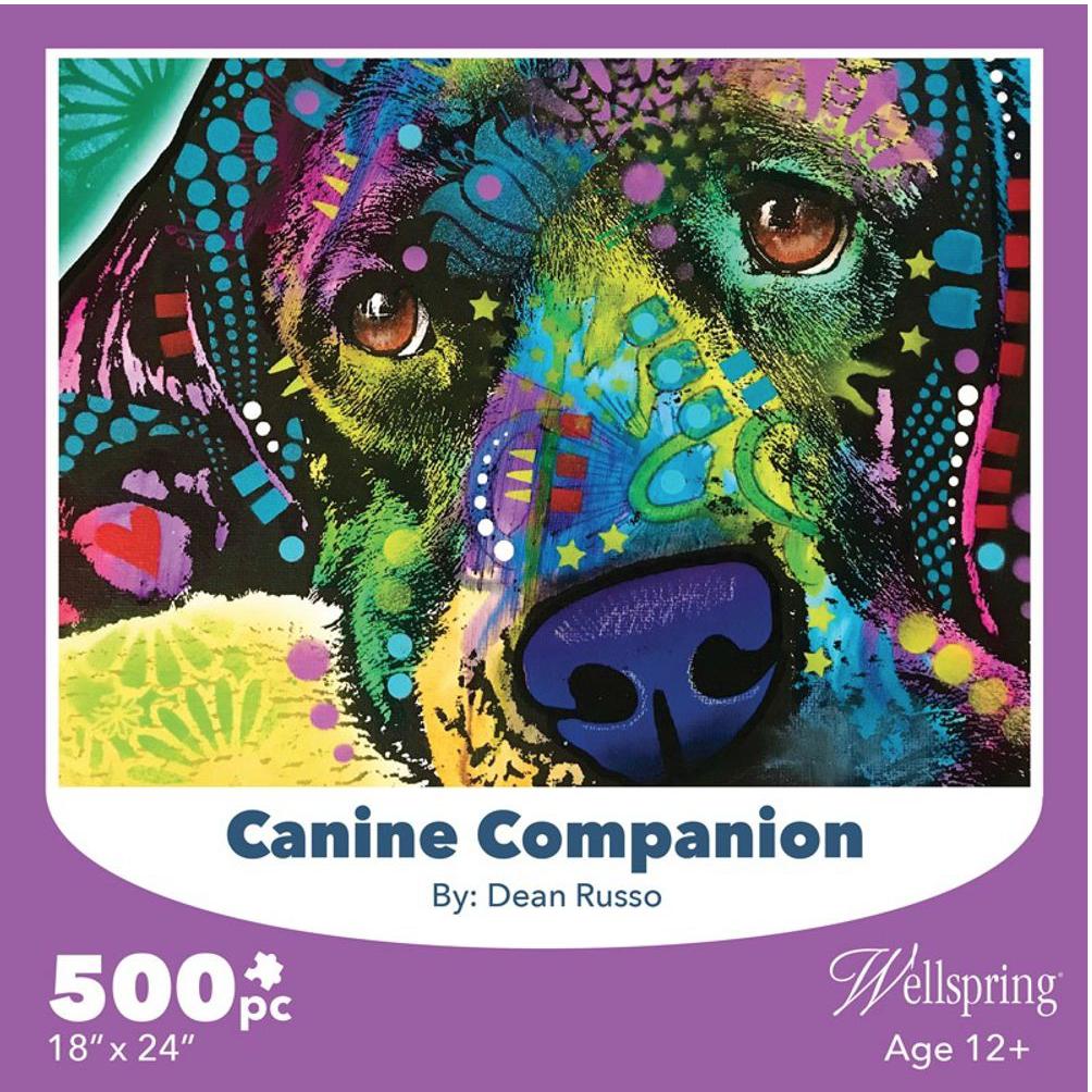 Canine companion puzzle