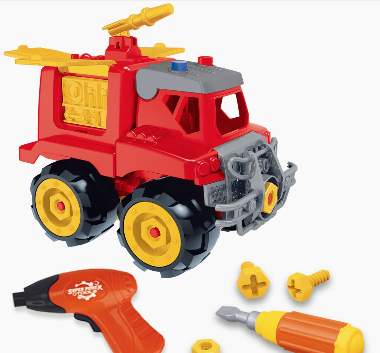 funstruction fire truck