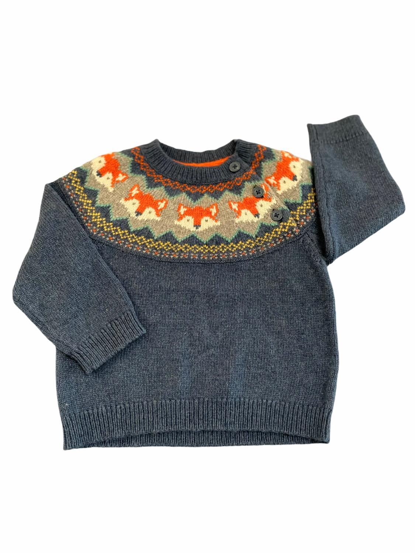 Jojo Faire Isle Sweater