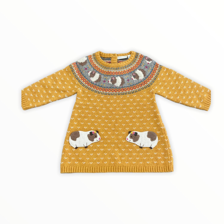 Jo Jo Guinea Pig Sweater Dress