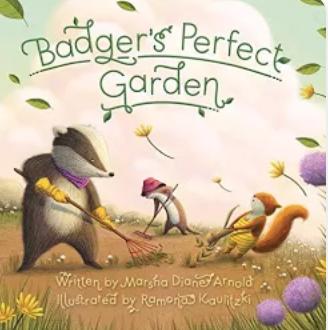 """""""Badgers Perfect Garden"""""""